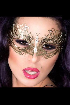 Sunset Darling Mask