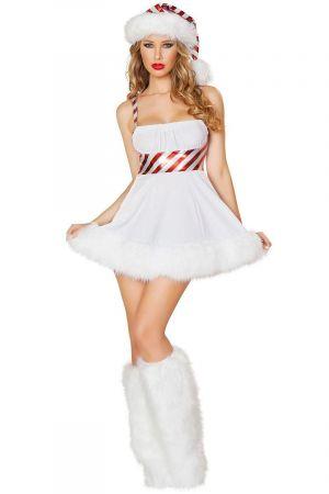 WHITE CHRISTMAS COSTUME